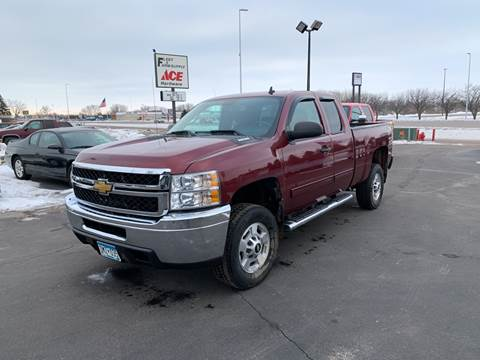 2013 Chevrolet Silverado 2500HD for sale at Welcome Motor Co in Fairmont MN