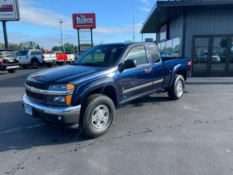 2008 Chevrolet Colorado for sale at Welcome Motor Co in Fairmont MN