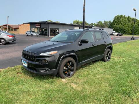 2016 Jeep Cherokee for sale at Welcome Motor Co in Fairmont MN