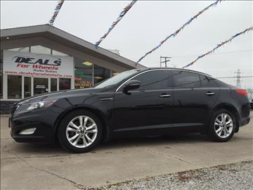 2011 Kia Optima for sale in Fort Wayne, IN