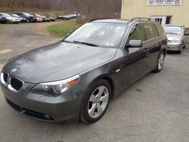 2006 BMW 5 Series AWD 530xi 4dr Wagon - Smithton PA