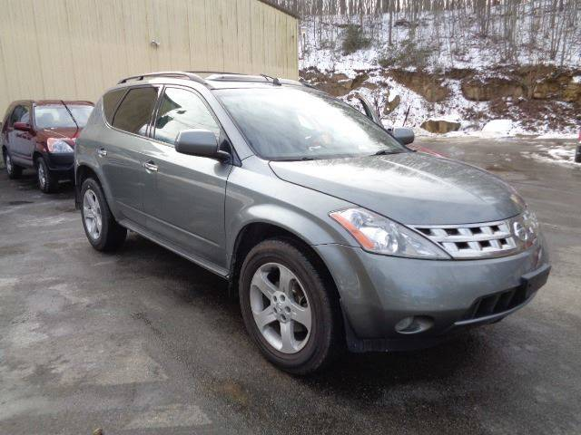 2005 Nissan Murano AWD SL 4dr SUV In Smithton PA - MARONEY\'S FOREIGN ...