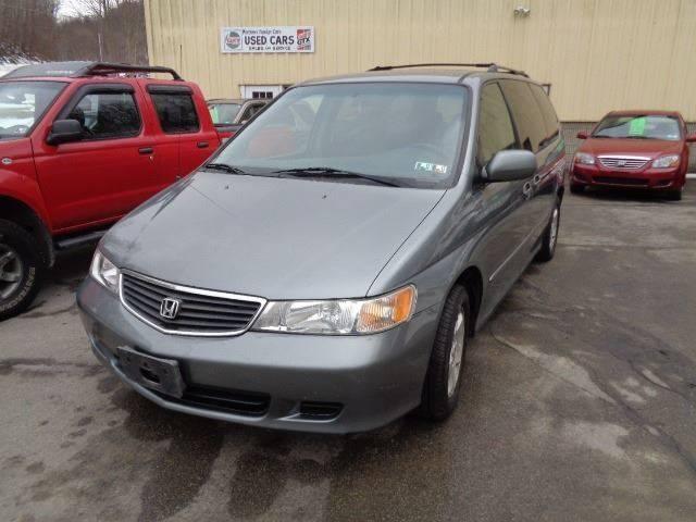 2001 Honda Odyssey EX 4dr Mini Van   Smithton PA