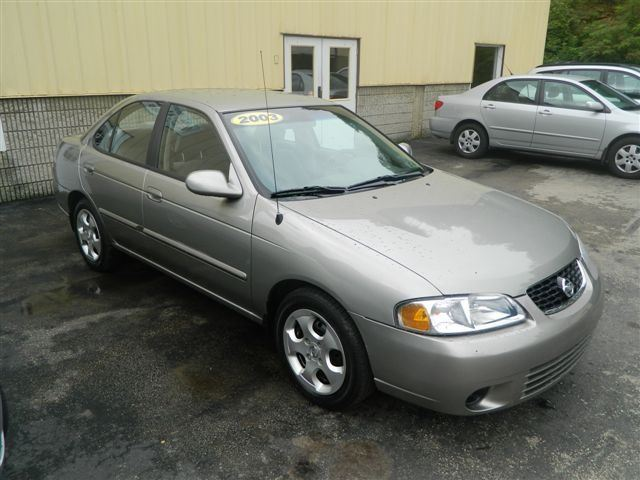 2003 nissan sentra gxe 4dr sedan in smithton pa maroney 39 s foreign cars. Black Bedroom Furniture Sets. Home Design Ideas