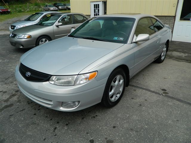 2000 toyota camry solara sle v6 2dr coupe in smithton pa. Black Bedroom Furniture Sets. Home Design Ideas