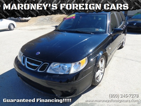 2004 Saab 9-5 for sale in Smithton, PA
