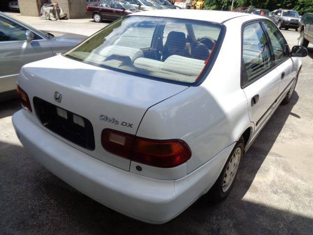 94 honda civic dx sedan
