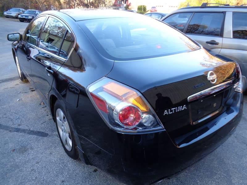 2008 Nissan Altima 2.5 S 4dr Sedan CVT - Smithton PA