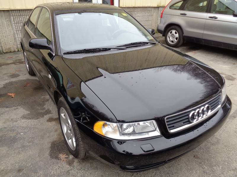 2000 audi a4 awd 2 8 quattro 4dr sedan in smithton pa. Black Bedroom Furniture Sets. Home Design Ideas