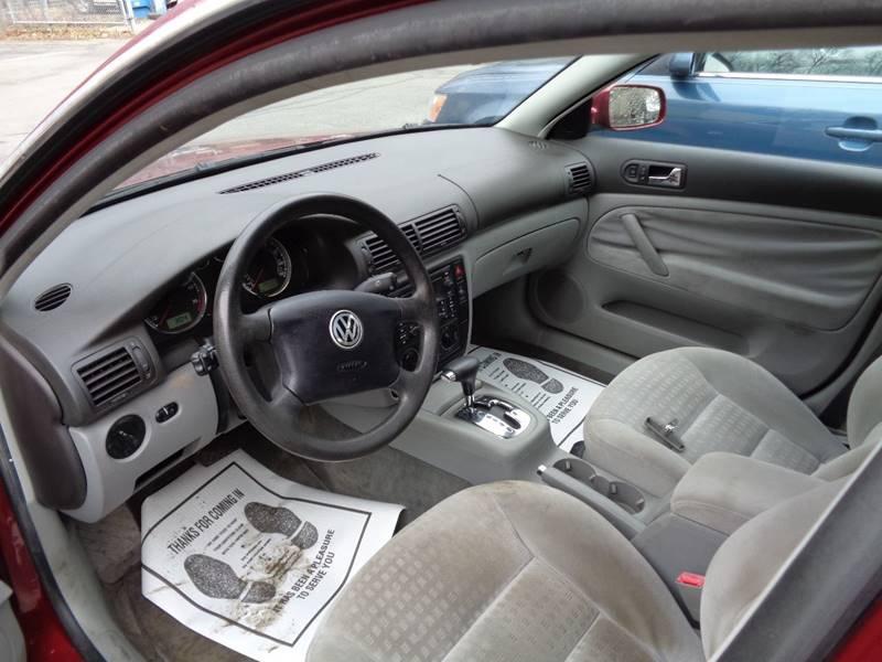 2002 Volkswagen Passat 4dr GLS 1.8T Turbo Sedan - Smithton PA