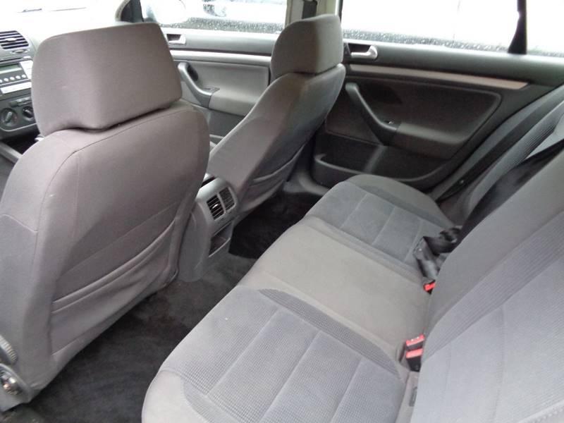 2007 Volkswagen Jetta 2.5 4dr Sedan (2.5L I5 6A) - Smithton PA