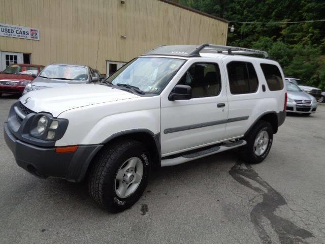2002 Nissan Xterra SE 4WD 4dr SUV - Smithton PA