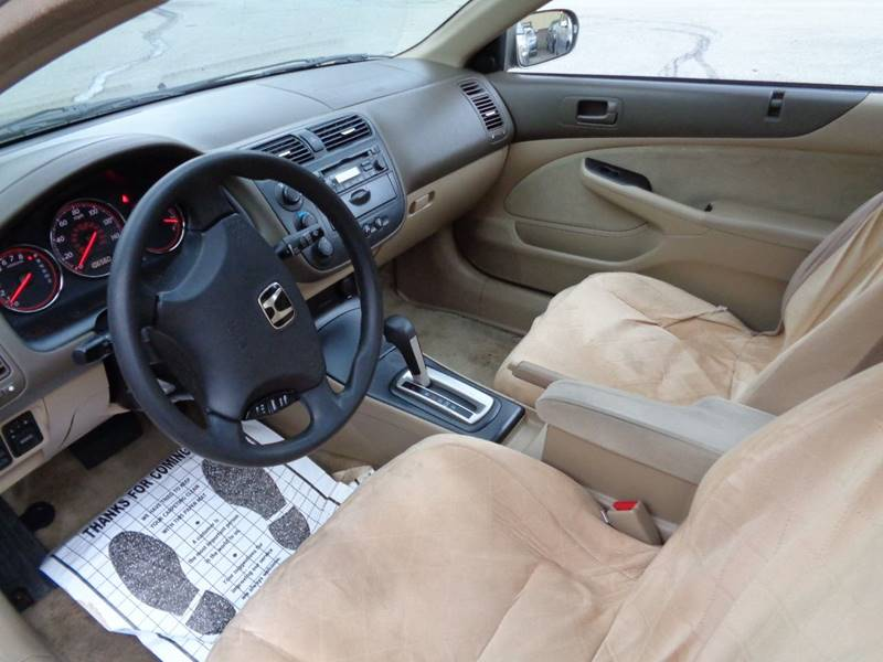 2003 Honda Civic EX 2dr Coupe - Smithton PA