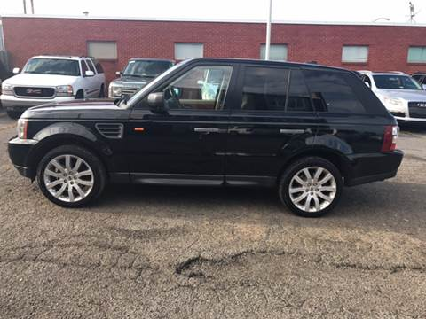 2007 Land Rover Range Rover Sport for sale in Richmond, VA
