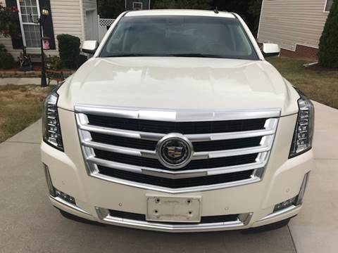 2015 Cadillac Escalade ESV for sale in Richmond, VA
