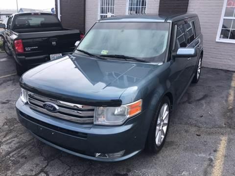 2010 Ford Flex for sale in Richmond, VA
