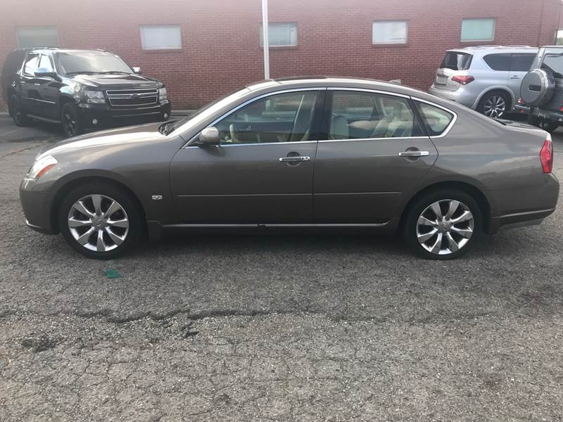 2006 Infiniti M35 Awd 4dr Sedan In Richmond Va A R Motors