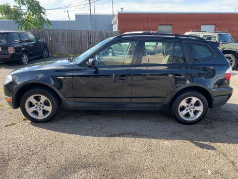 2007 BMW X3 3.0si for sale at A & R Motors in Richmond VA