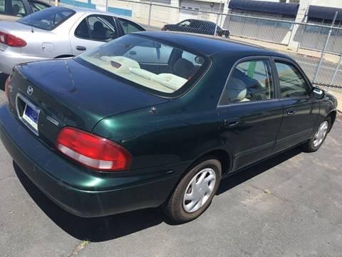 1999 Mazda 626 for sale in Stockton, CA