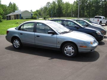2002 Saturn S-Series