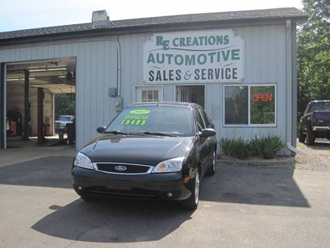 2007 Ford Focus for sale in Columbiaville, MI