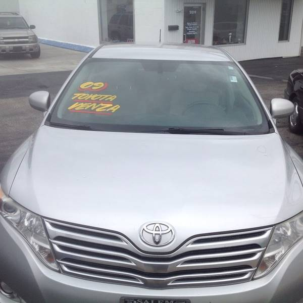 2009 Toyota Venza AWD V6 4dr Crossover - Bedford OH