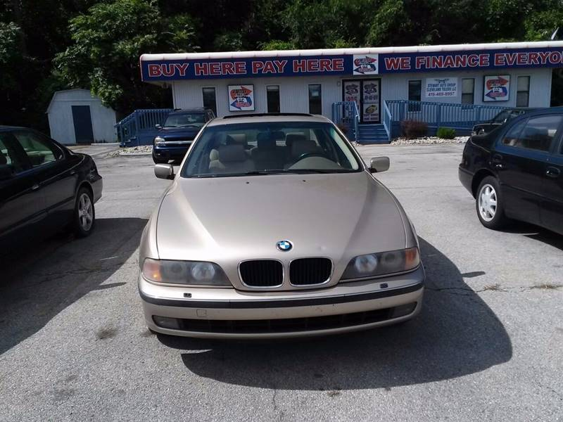 1999 BMW 5 Series 540i 4dr Sedan - Bedford OH