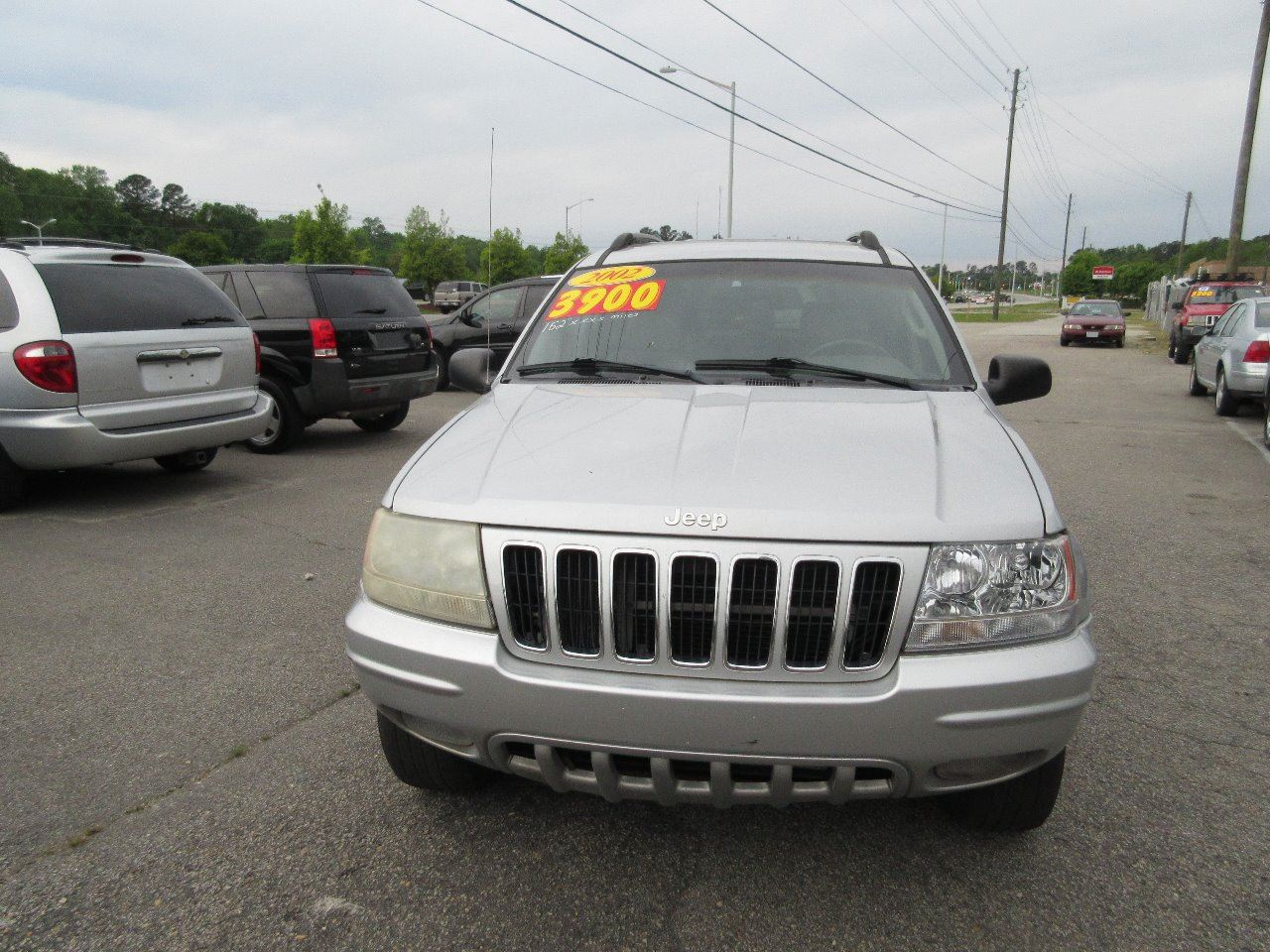 2002 Jeep Grand Cherokee for sale at Auto Bella Inc. in Clayton NC