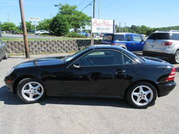2001 Mercedes-Benz SLK-Class for sale at Auto Bella Inc. in Clayton NC