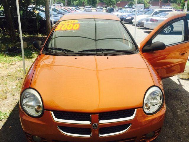 2005 Dodge Neon for sale at Auto Bella Inc. in Clayton NC