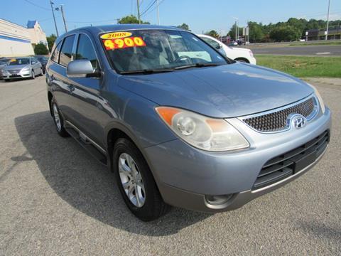 2008 Hyundai Veracruz for sale in Clayton, NC