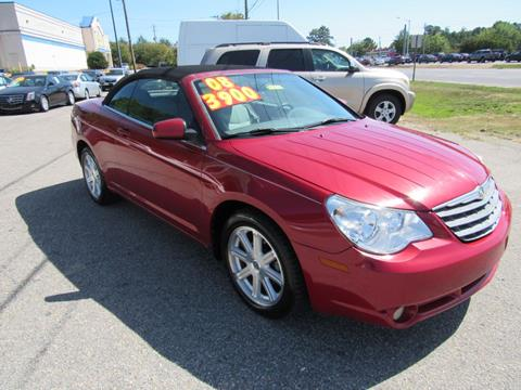 2008 Chrysler Sebring for sale in Clayton, NC