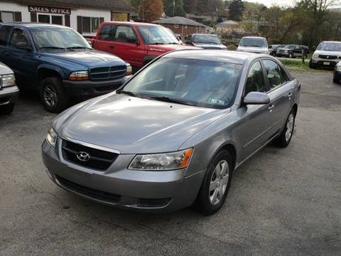 2007 Hyundai Sonata for sale in Charleroi, PA