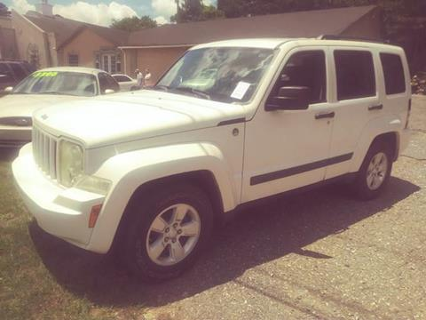 2010 Jeep Liberty for sale in Benton, AR