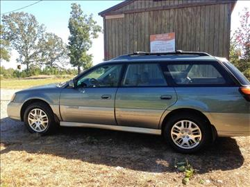 2002 Subaru Outback for sale in Benton, AR
