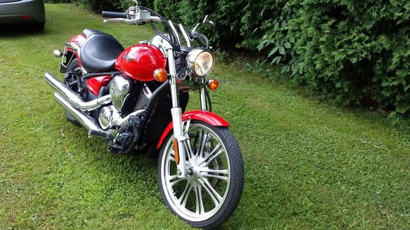 2008 Kawasaki Vulcan  - Pittsburgh PA