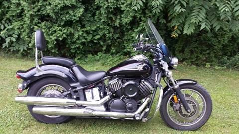 2007 Yamaha 1100 V Star