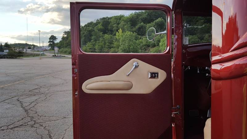 1933 Ford Model A Street Rod Truck - Pittsburgh PA