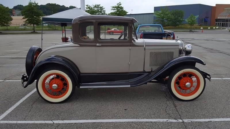 1930 Ford Model A  - Pittsburgh PA