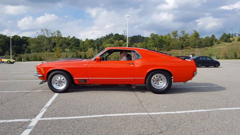 1970 Ford Mustang Mach I  Fastback, Prostreet - Pittsburgh PA