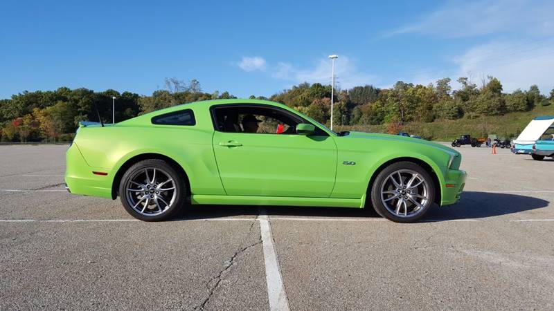 2014 Ford Mustang GT 2dr Coupe - Pittsburgh PA