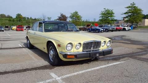 1975 Jaguar XJL