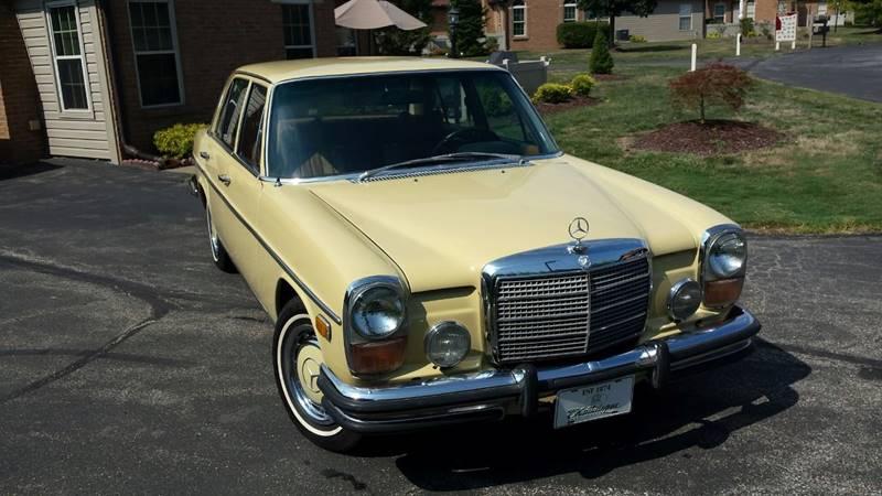 1973 Mercedes-Benz 280-Class  - Pittsburgh PA
