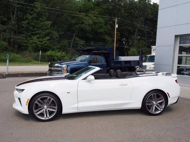 2016 Chevrolet Camaro SS 2dr Convertible w/2SS - Pittsburgh PA