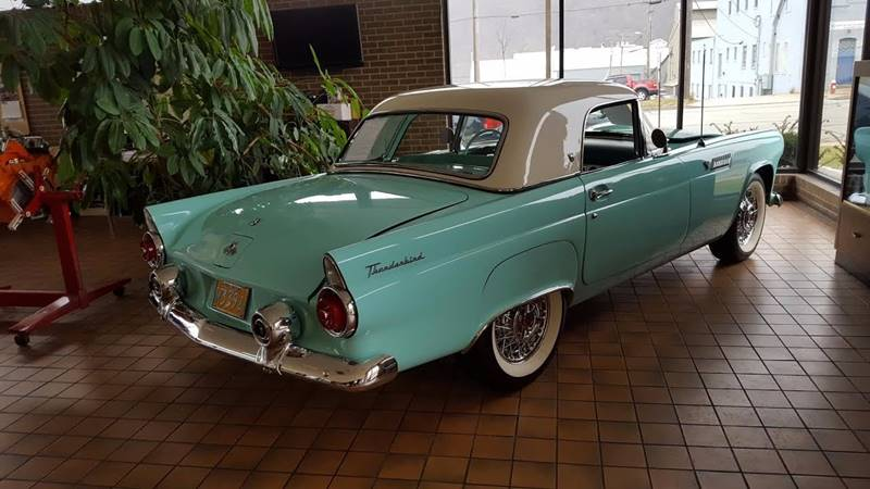 1955 Ford Thunderbird  - Pittsburgh PA