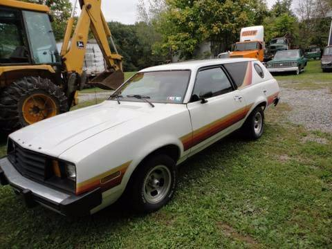1979 Ford Pinto Crusing Wagon - Pittsburgh PA