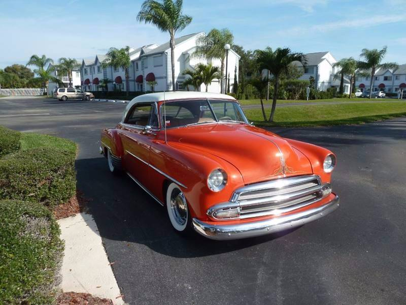 1952 Chevrolet Bel Air 6.6L Engine - Pittsburgh PA