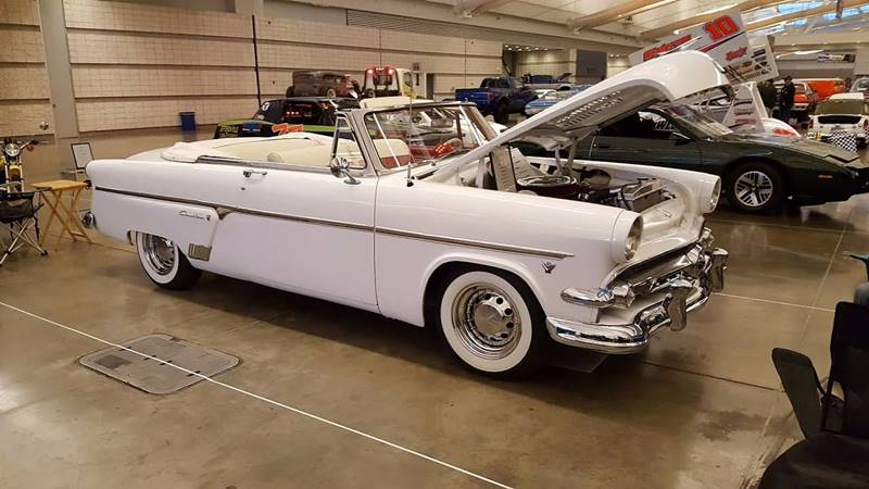 1954 Ford Deluxe Skyliner Convertible - Pittsburgh PA