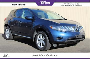 2010 Nissan Murano for sale in Hanover, MA