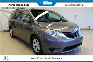 2011 Toyota Sienna for sale in Saco, ME